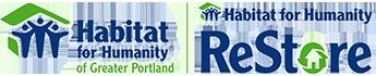 Habitat for Humanity of Greater Portland Logo